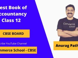 best book of accountancy class 12 CBSE board